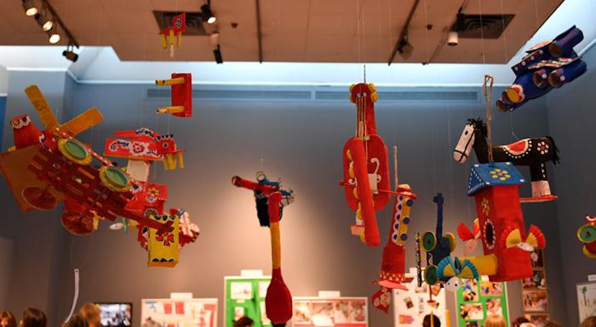 100 dječjih vrtića za 100 muzejskih godina u Etnografskome muzeju