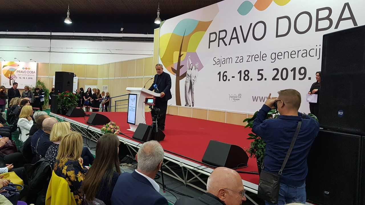 Pravo doba – otvoren sajam za zrele generacije na Zagrebačkom velesajmu