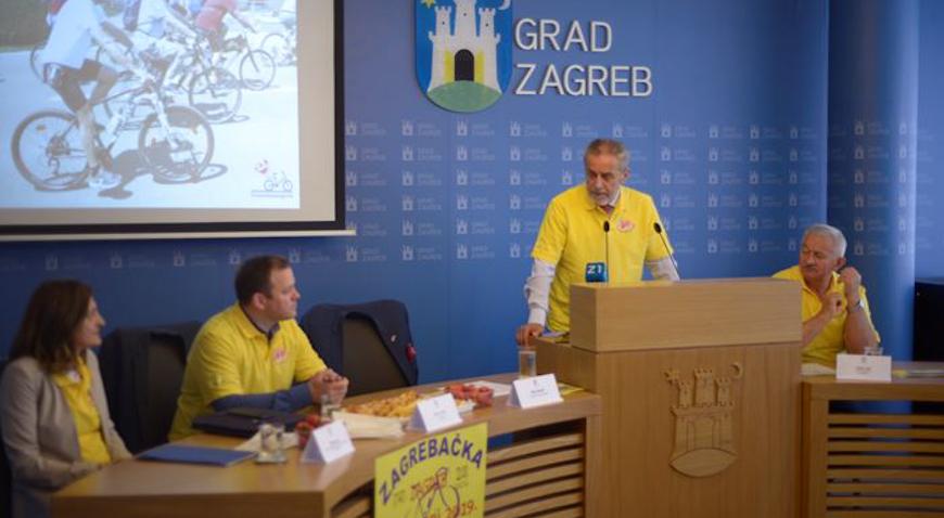 U subotu Zagrebačka biciklijada u organizaciji KUD-a Prepuštovec
