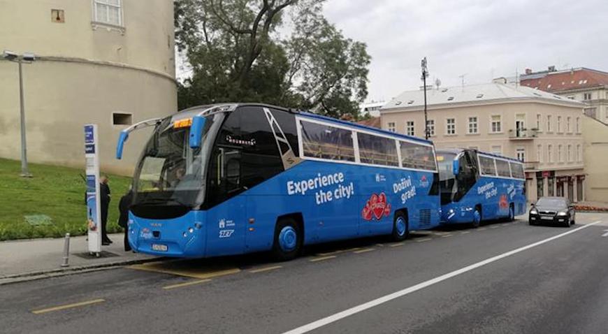 U prometu četiri nova turistička panoramska autobusa
