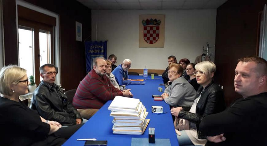 Potpisani Ugovori s udrugama s područja Općine Jakovlje
