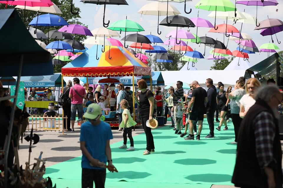Nove lokacije Festivala igračaka u Ivanić-Gradu