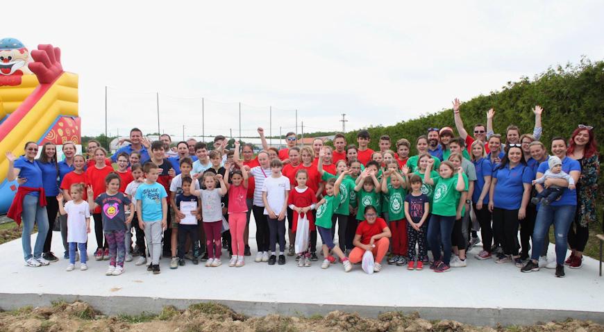 FOTO: Lukavec sportom i folklorom obilježio Dan mjesta