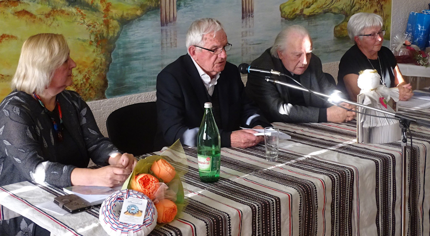 """FOTO: Nada Lozar-Tomašić predstavila zbirku pjesama """"Sukla je h meni"""""""