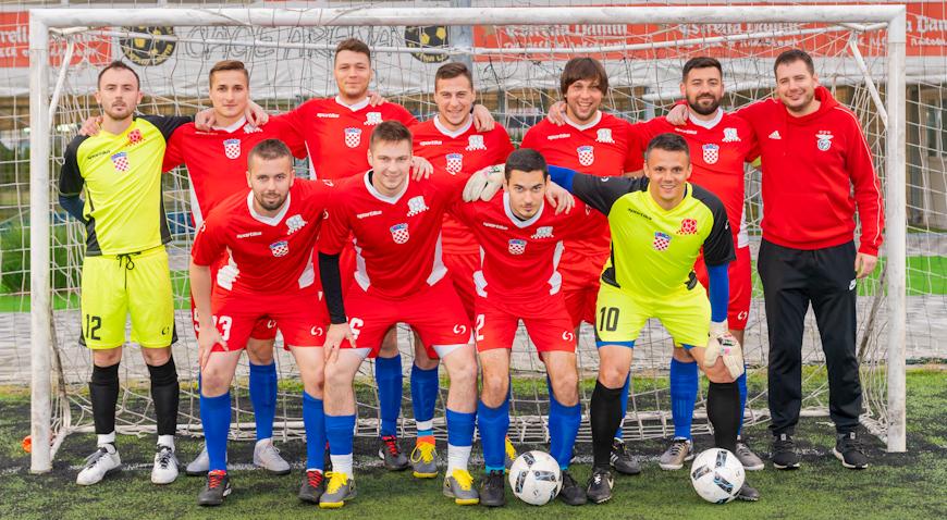 Hrvatski reprezentativci osvojili HEP Adria Cup