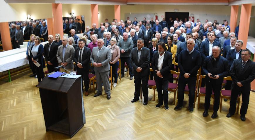 FOTO: Proslavljeno 29 godina od osnutka HDZ-a Otoka Ivanića