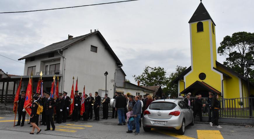 FOTO: Rugvički vatrogasci proslavili blagdan svetog Florijana