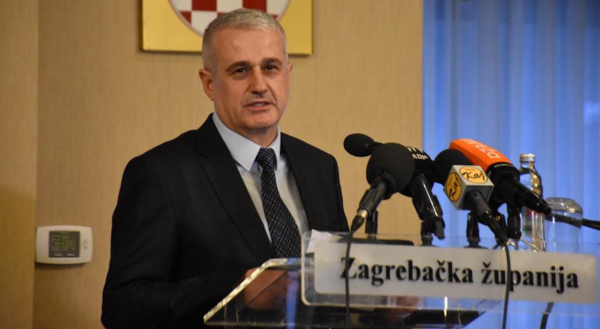 Zagrebačka županija je najsigurnija od svih županija