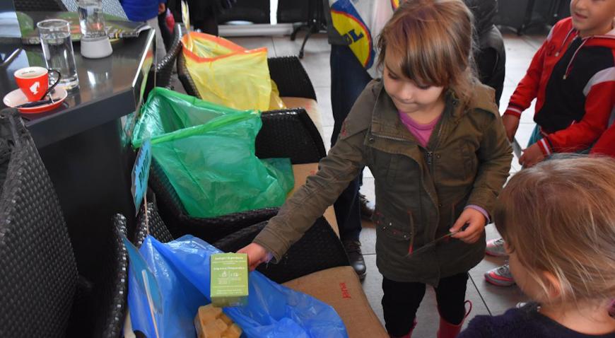 FOTO: Ekološka radionica za najmlađe otvorila 6. VG Fest