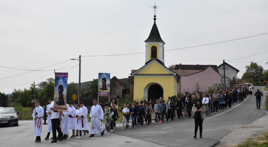 VIDEO/FOTO: Dolina kardinala proslavila 121. godinu od rođenja kardinala Stepinca