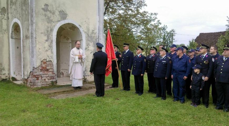 Florijanovo proslavljeno uz misu u kapeli Svetog Vida u Novoselcu