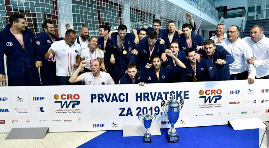 Jug u Zagrebu do 15. naslova prvaka Hrvatske
