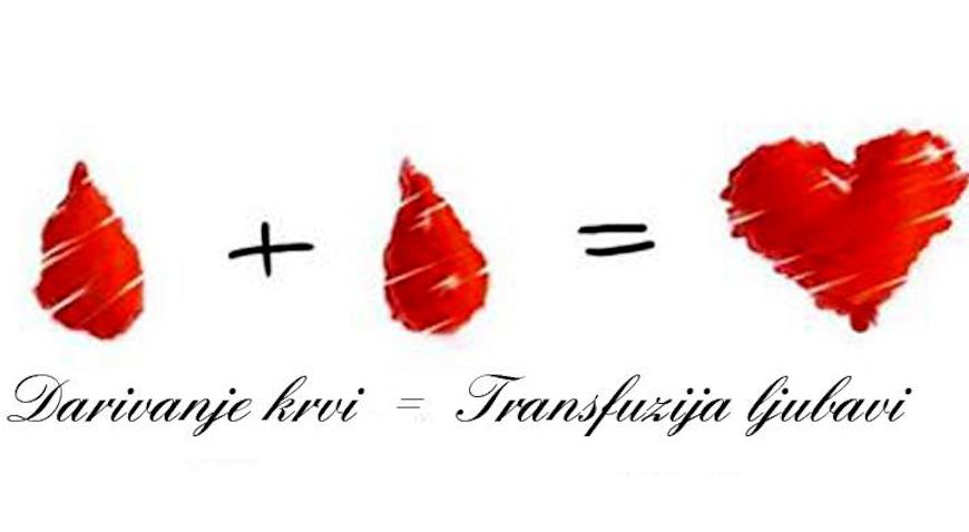 U Dugom Selu u ponedjeljak akcija darivanja krvi