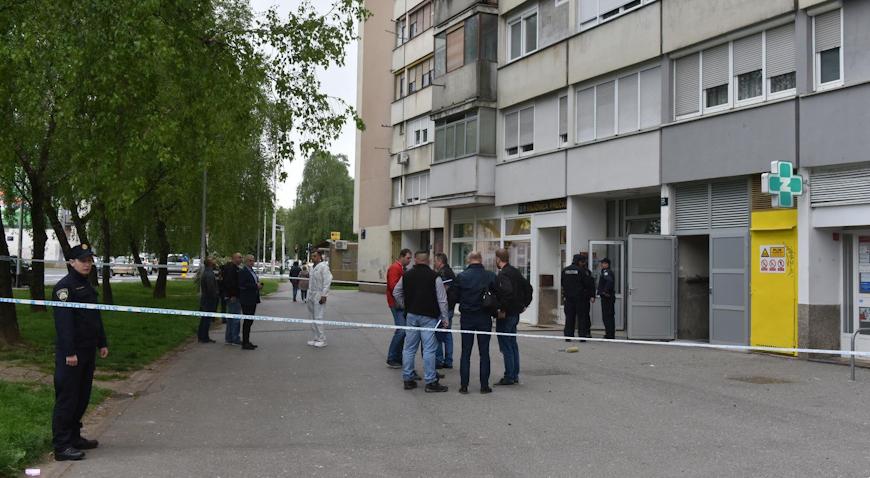 Jedna osoba ozlijeđena u eksploziji u stambenoj zgradi u Prečkom