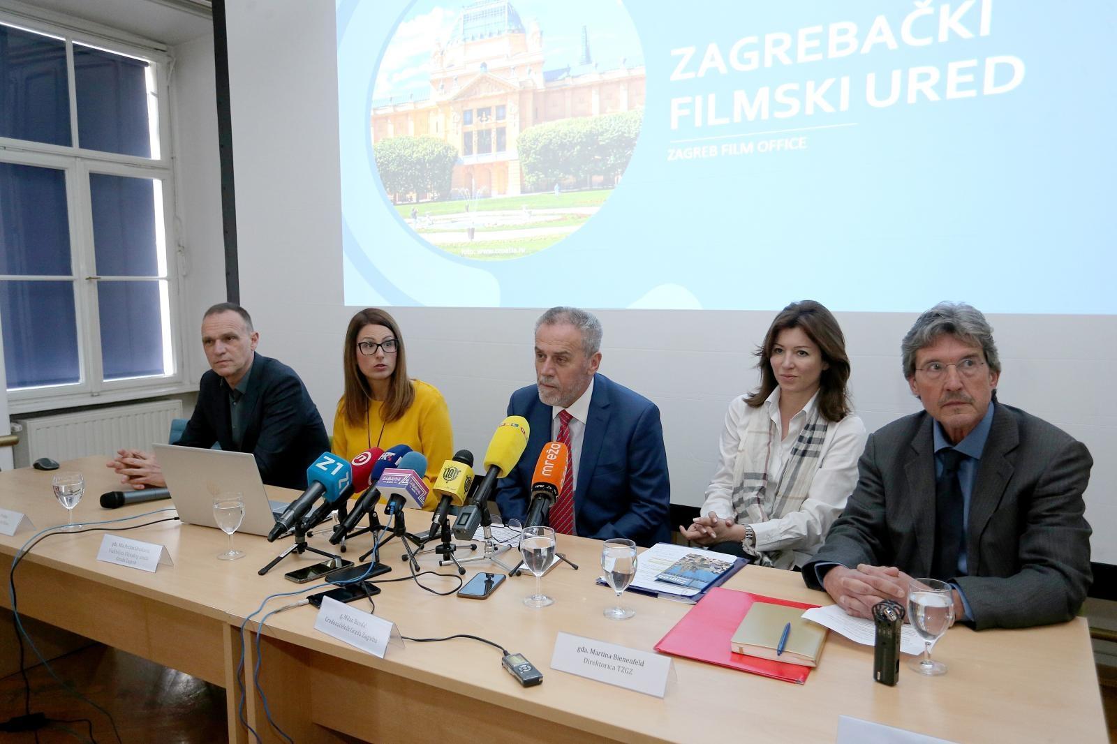 Predstavljene aktivnosti i vodstvo Filmskog ureda Grada Zagreba