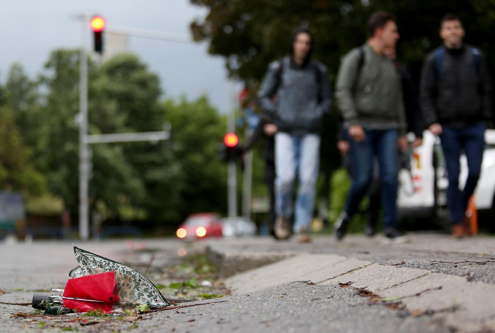 Proglašen prvi stupanj pripravnosti – uslijed olujnog nevremena u Zagrebu ozlijeđene dvije osobe