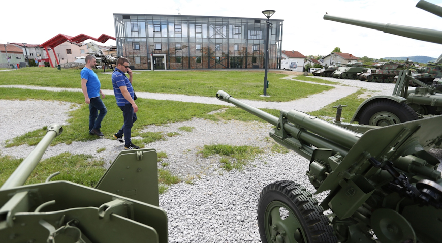 VIDEO: U srpnju otvorenje Muzeja Domovinskog rata Karlovac Turanj