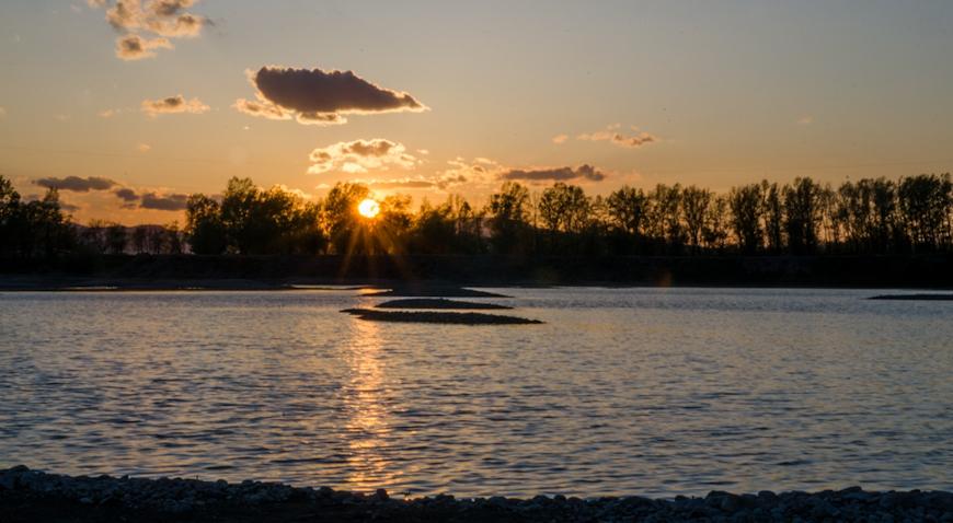 Sava – rijeka koja spaja tri glavna grada