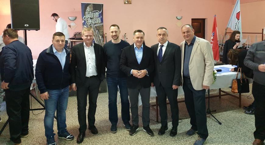 Konstituiran Gradski odbor HDZ-a Vrbovec