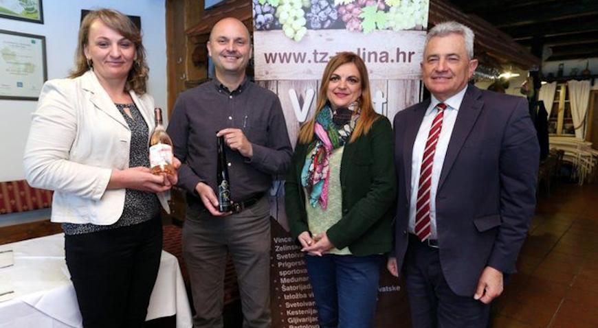 Traminac Josipa Rajakovića šampion Izložbe vina kontinentalne Hrvatske