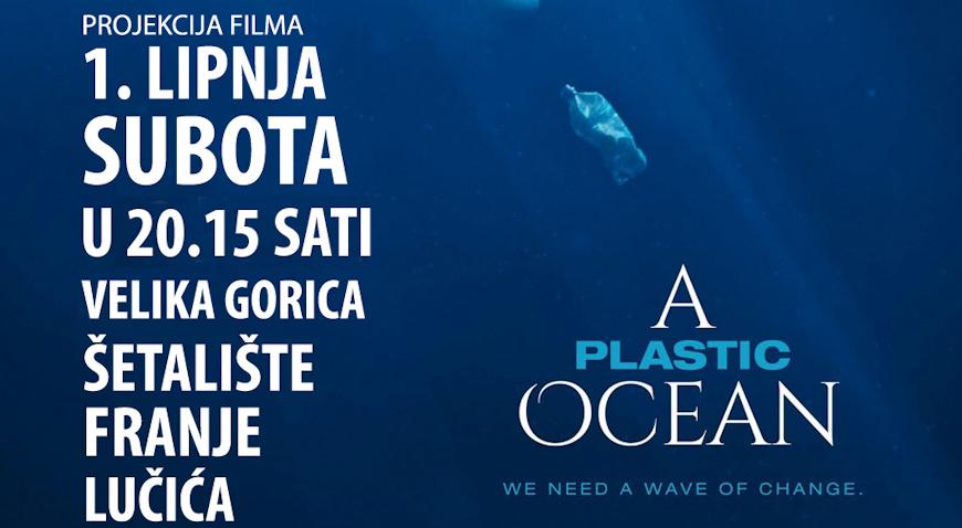 """FILM KOJI MORATE POGLEDATI – Sutra projekcija filma """"Plastični ocean"""""""