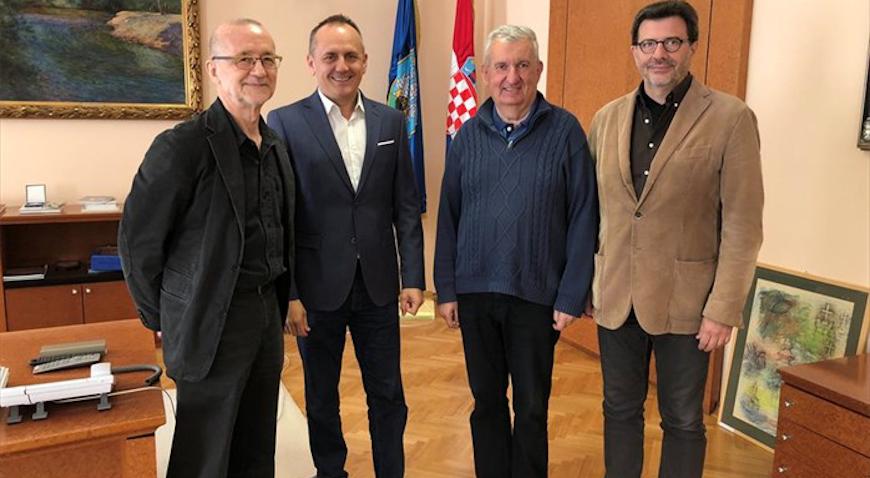 Profesori Jošić i Baletić razvijaju koncept budućeg razvoja Sesveta