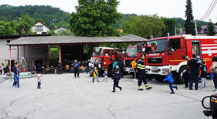 Samoborski vatrogasci otvorili svoja vrata