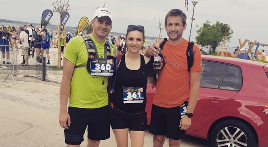 FOTO: Bračni par Zec trčao Velebitom