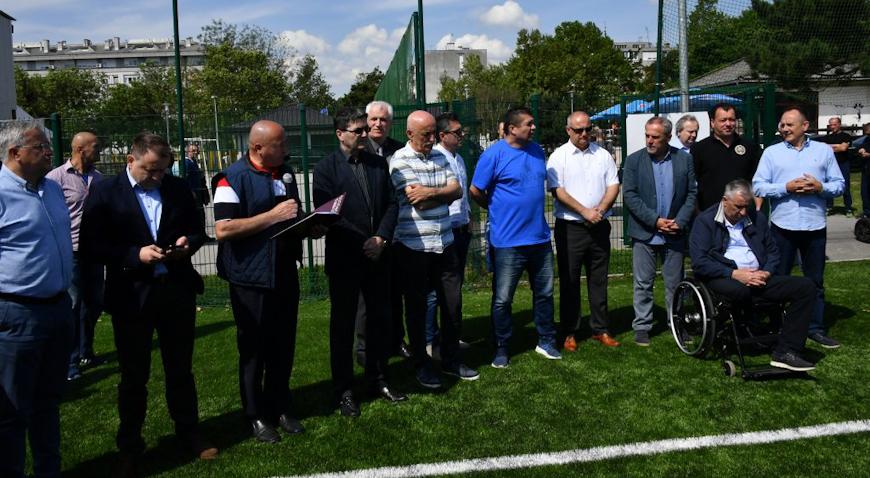 Održano 13. športsko natjecanje hrvatskih branitelja
