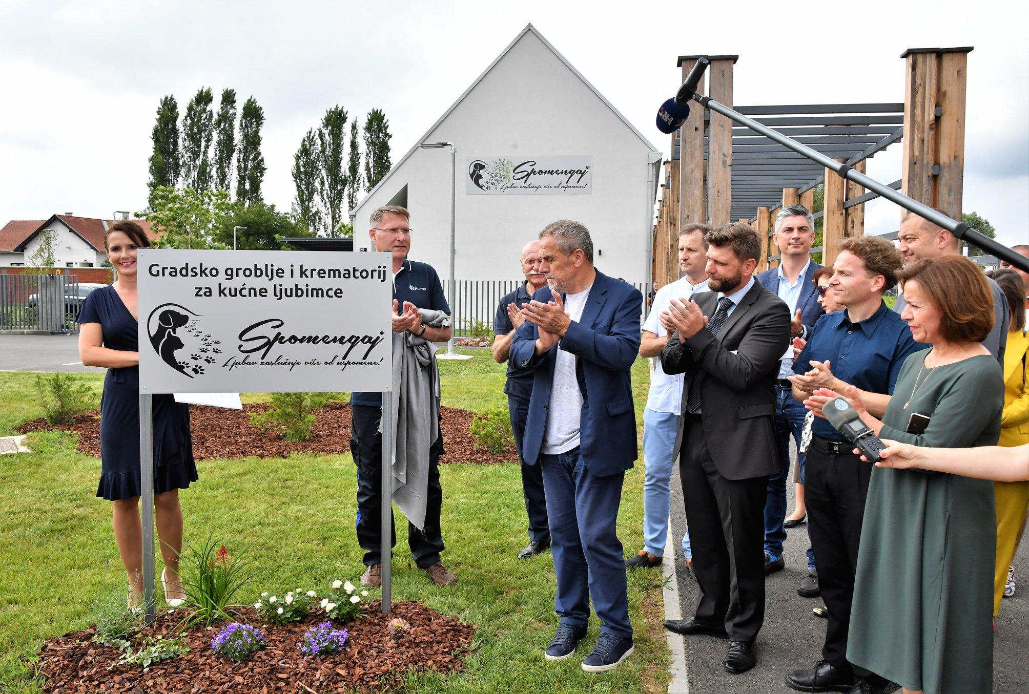 U Zagrebu otvoreno prvo groblje kućnih ljubimaca u ovom dijelu Europe