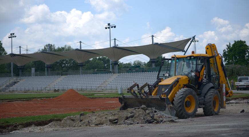 Nakon 20 godina obnavlja se atletska staza na Mladosti