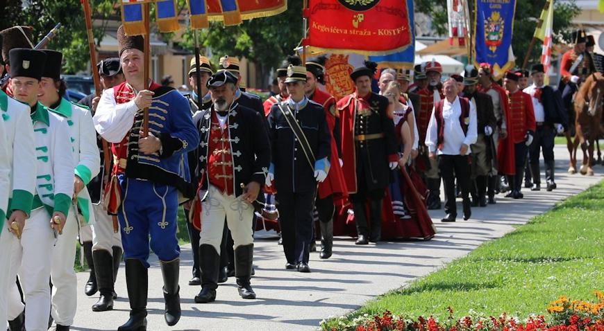 Povijesne postrojbe uveličat će Petrovo u Ivanić-Gradu