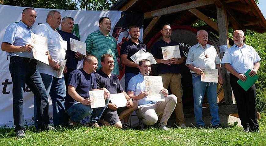 Miroslav Biškupec ima najbolje vino u Bistri