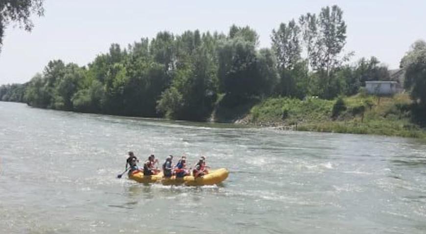 FOTO: U Drenju obilježen Međunarodni dan rijeke Save