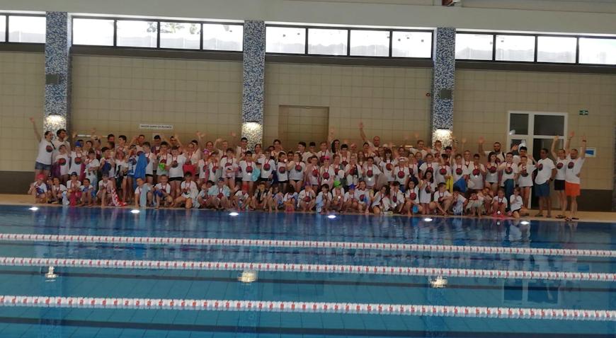 Pokazno klupsko natjecanje Plivačkog kluba Gorica okupilo 140 malih plivača