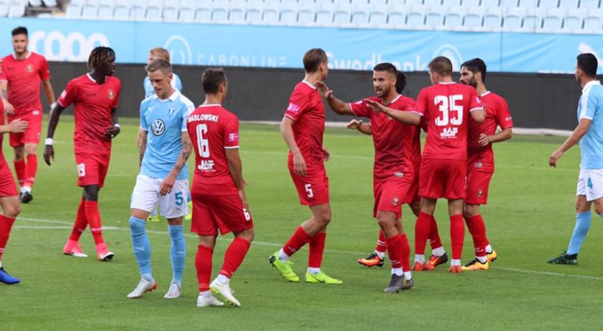 HNK Gorica remizirala kod prvaka Švedske