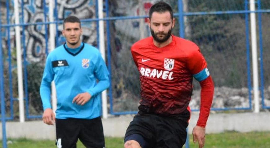 Kapetan Vrbovca Matija Dimović u Lonji