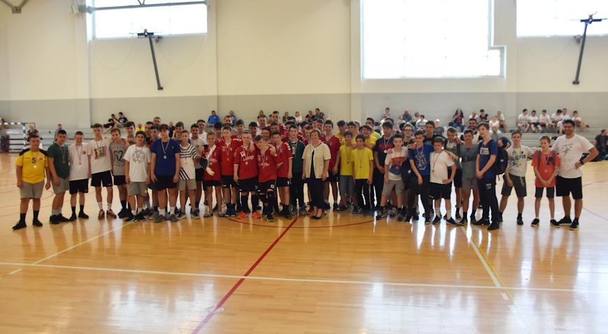 FOTO: Rukometna mladost na turniru u Velikoj Gorici