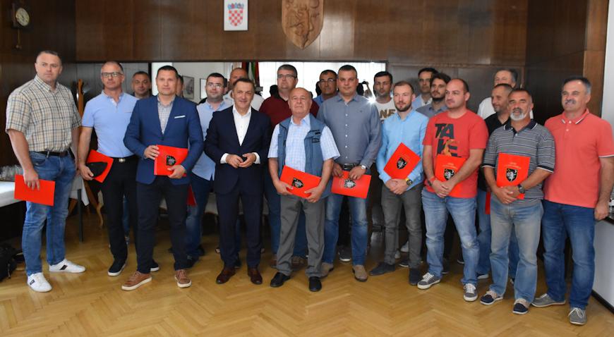 FOTO: Za programe i projekte u sportu Velika Gorica izdvojila 250 tisuća kuna