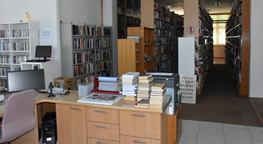 FOTO: Završni radovi na uređenju Gradske knjižnice Ivanić-Grad
