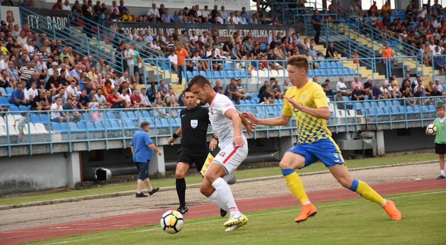 Gorica novu sezonu otvara domaćim utakmicama protiv Intera i Osijeka