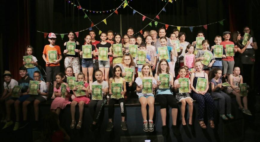 LIPANJSKA KRIJESNICA – Završna produkcija Kazališta Škrabe