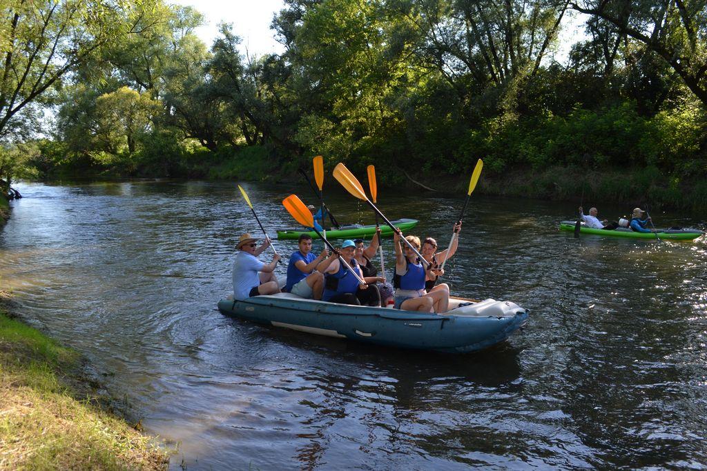 Kajakaši Kupskog plova osvojili rijeku Glinu
