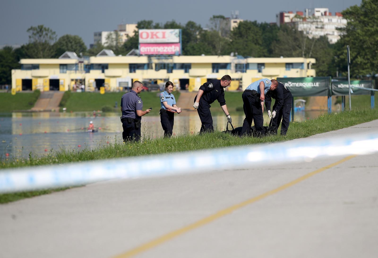 Pronađeno tijelo u jarunskom jezeru