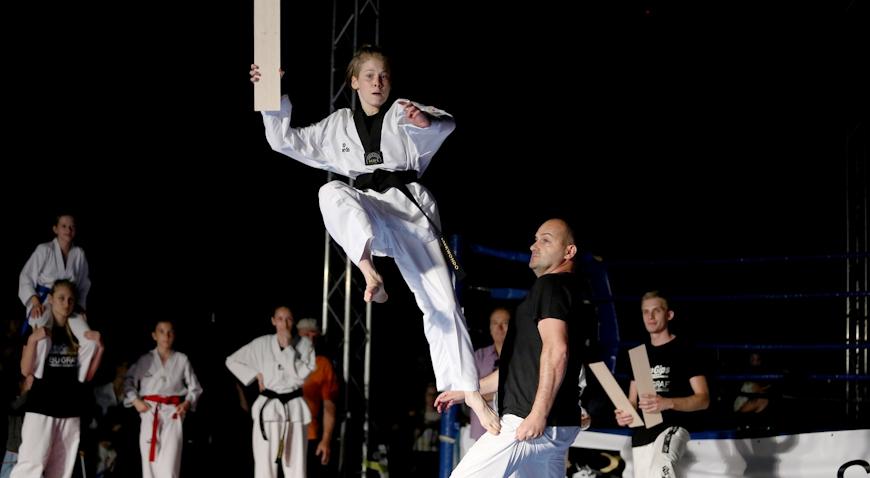 FOTO: Noć borilačkih sportova jedinstvena manifestacija na tlu Hrvatske