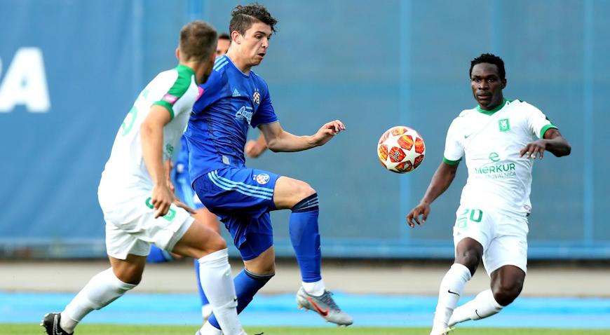 Dinamo na startu priprema svladao ljubljansku Olimpiju