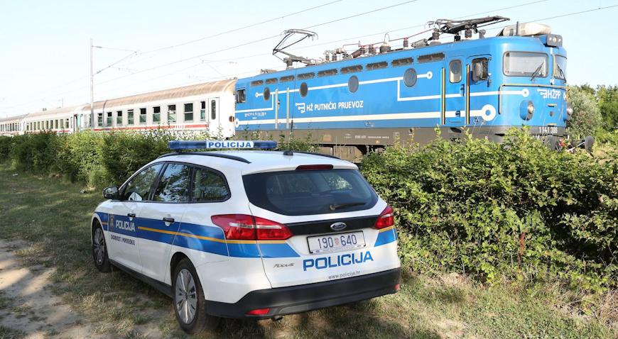 Na pružnom prijelazu Trnava vlak usmrtio biciklistu