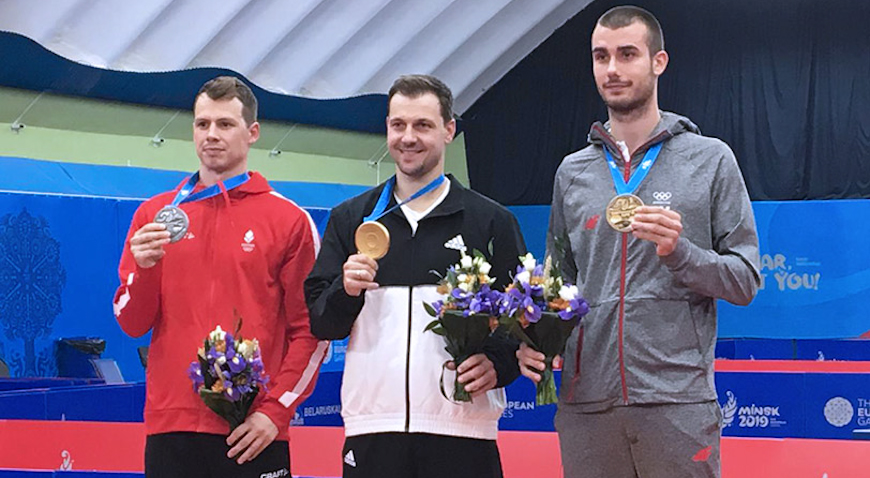 Tomislav Pucar osvojio broncu na Europskim igrama i vizu za Olimpijske igre