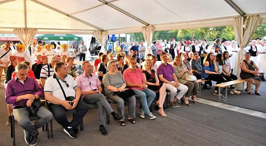 Brezovica ugostila Festival sela