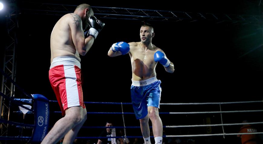 Ivica Bačurin nije razočarao domaću publiku
